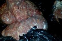 معدومسازی 200 کیلوگرم گوشت و مرغ دررستورانها دماوند و پردیس