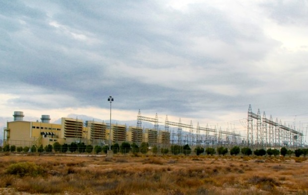 واحد 3 نیروگاه گازی خلیج فارس به شبکه سراسری برق متصل شد