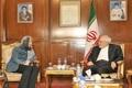 رایزنی معاون موگرینی با ظریف در تهران