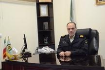 380 گشت پلیس امنیت مسافران نوروزی کرمانشاه را تامین می کنند