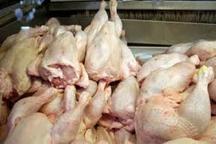 فروشندگان قیمت واقعی مرغ را رعایت نمی کنند