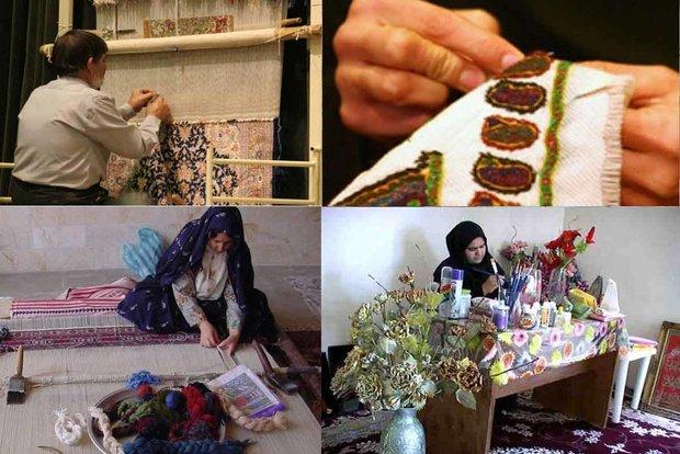 دوره آموزشی توانمندسازی زنان روستایی مه ولات برگزار شد