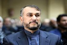 امیرعبداللهیان: ماجراجوییهای صهیونیستها در منطقه به خودشان بازخواهد گشت