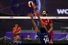 لژیونر ملی پوش والیبال ایران: خستهام اما با عشق بازی میکنم
