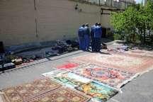 ناگفته های دستگیری سارقان 1 7 میلیارد تومانی در تبریز