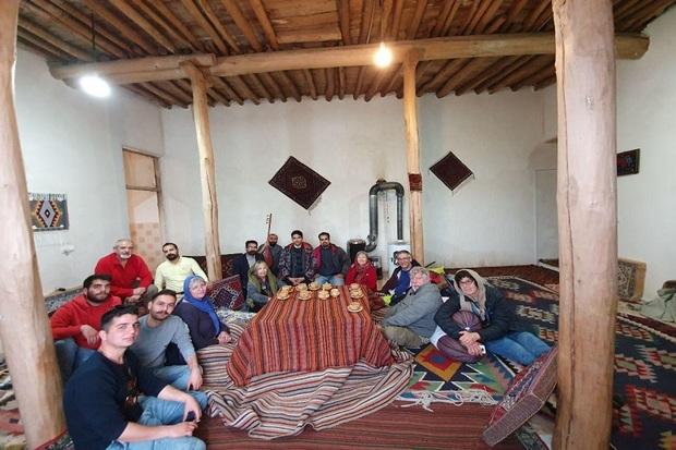 640 گردشگر نوروزی در واحدهای بوم گردی تکاب اقامت کردند