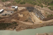 سد دره امیری دیلم بزرگترین طرح آبخیزداری کشور است
