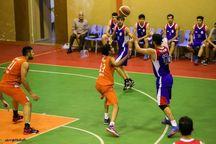 تیم بسکتبال مس کرمان به مرحله پلی اف صعود کرد