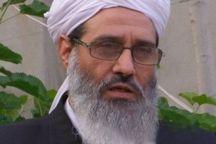 امام جمعه اهل سنت تایباد: اسلام با ترور مخالف است