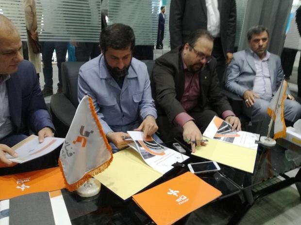 2 تفاهم نامه همکاری در نمایشگاه الکامپ خوزستان منعقد شد