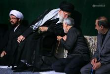 مراسم عزاداری شب عاشورای حسینی (علیهالسلام) در حسینیه امام خمینی برگزار شد