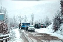 پیش بینی سرمای شدید درگلستان  نیروهای امدادی و تجهیزات آماده است
