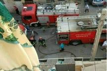 3 کشته و ۱۱ زخمی در انفجار کپسول گاز در قم  محبوسشدن چند نفر زیر آوار