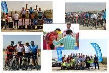 کسب 4 مدال توسط دوچرخه سواران البرزی در مسابقات کشوری