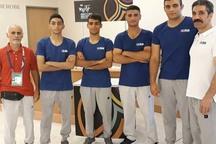بوکسور سیستان و بلوچستان در رقابت های جهانی حضور یافت