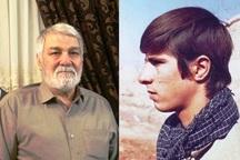 پدر شهید مشهدی به فرزند شهیدش پیوست