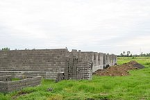 10 مورد ساخت و ساز غیر مجاز در زمین های زراعی قم متوقف شد