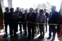 نمایشگاه تخصصی قطعات خودرو در قائمشهر گشایش یافت