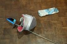 حضور بانوی شمشیرباز یزدی در مسابقات آسیایی قطعی شد