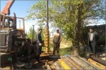 سه حلقه چاه غیر مجاز در شهرستان نیر پلمپ شد
