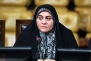 فاطمه سعیدی: کمرنگ شدن نقش جهانگیری در دولت و استعفای او شایعه است