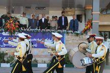 صبحگاه مشترک نیروهای مسلح در خرمآباد برگزار شد