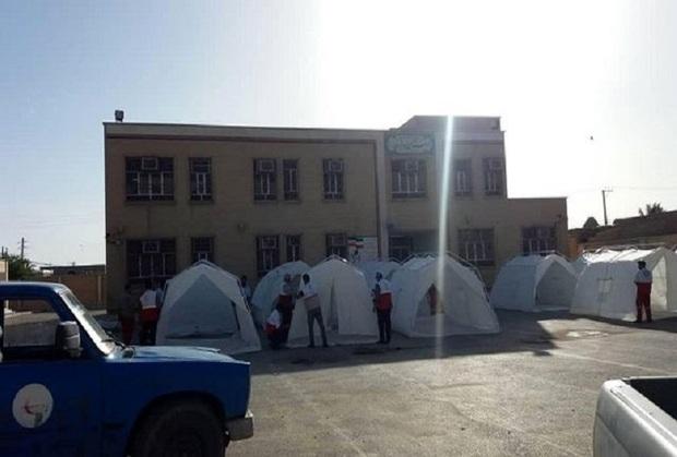 یکهزار و 420 مدرسه خوزستان آماده اسکان سیل زدگان هستند