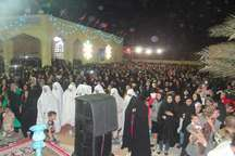 کمک 9میلیارد ریالی برای ازدواج مددجویان کمیته امداد دشتی بوشهر