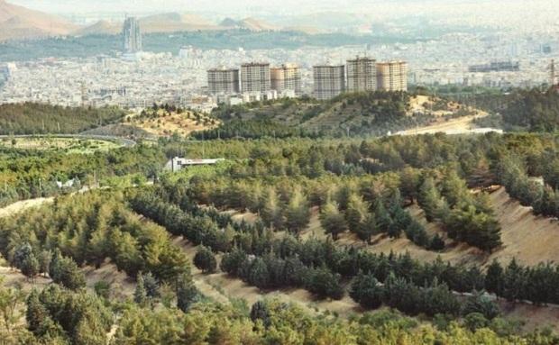 کمربند سبز پایتخت بهره برداری شد