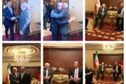 تشکر ظریف از اردوغان به دلیل اظهاراتش در مورد تحولات عراق