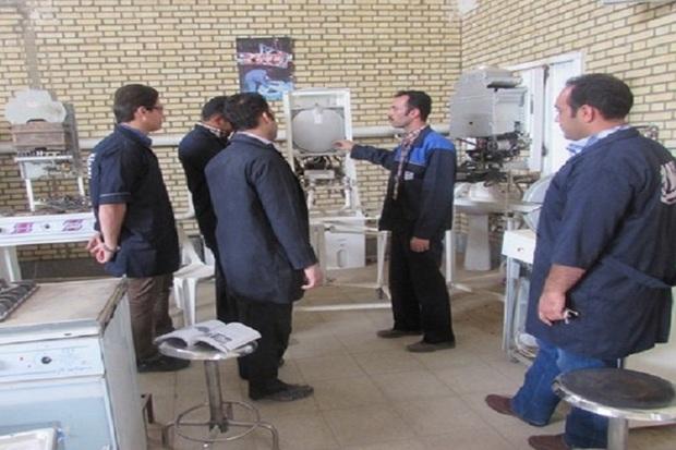 ارائه آموزش های مهارتی در آران و بیدگل 84 درصد افزایش یافت