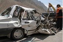 تصادف در جاده نهبندان - سفیدابه 2 کشته بر جا گذاشت