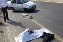 یک سوم قربانیان تصادفات رانندگی مازندران عابران پیاده هستند