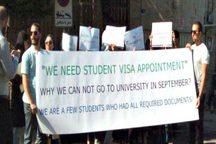 ماجرای نوبت دهی سفارت ایتالیا در تهران برای اخذ روادید