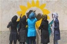 ششمین دوره نقاشی دیواری خوی برگزار می شود