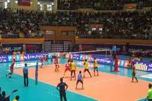 دومین پیروزی جوانان والیبال ایران در رقابت های امید آسیا