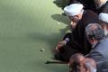 کنایه های معنادار مداح پیش از نماز عید فطر به مسئولان، برجام، سند 2030 و...