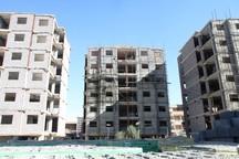 ساخت 400 هزار واحد مسکونی جدید در کشور
