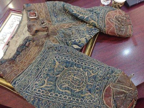 شلوار باستانی تختی به موزه المپیک اهدا شد + عکس
