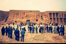 34 هزار نفر از شهر تاریخی بلقیس بازدید کردند
