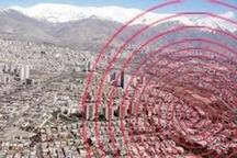 ۴۰ گسل زلزله در اطراف استان زنجان وجود دارد