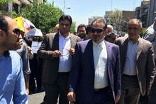 شمخانی: امنیت همه جانبه در کشور ، خط قرمز غیر قابل تغییر جمهوری اسلامی