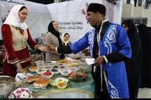 غذا ذائقه و هنر مشترک میان کشورها را به نمایش می گذارد