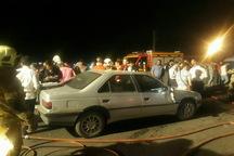 تصادف در جنوب تهران یک کشته داشت