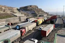 بیش از 203 هزار دستگاه کامیون از مرز بازرگان عبور کرد