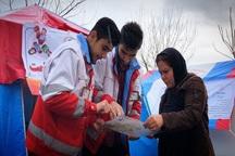 135هزار مسافر به پست های هلال احمر آذربایجان غربی مراجعه کردند