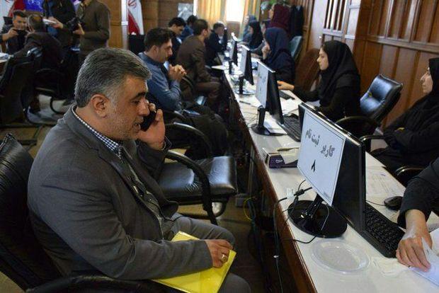 سیستمهای الکترونیکی ثبتنام انتخابات در ایلام سنجش میشود