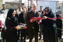 بیست و پنجمین کتابخانه شهرستان کرمانشاه افتتاح شد