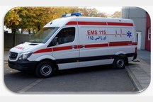 2443 ماموریت فوریت پزشکی در خمین ثبت شد