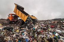 عوارض زیست محیطی سیلاب در محل دفن زباله اراک ساماندهی شود